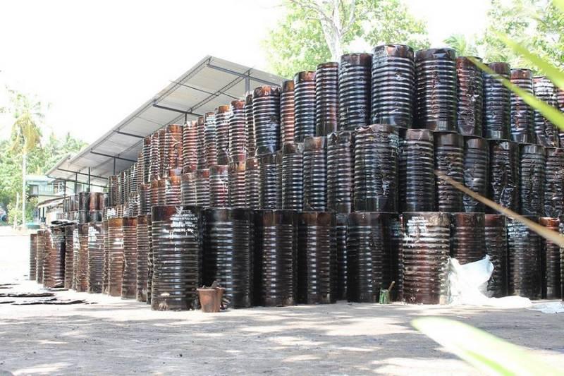Nhựa đường Iran M60/70